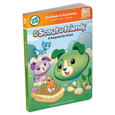 LeapFrog LeapReader™ Junior Book : Scout and Friends