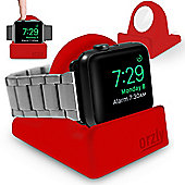 Orzly Apple Watch Night Stand - Red