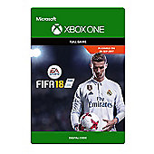 FIFA 18: Standard Edition (Digital Download Code)
