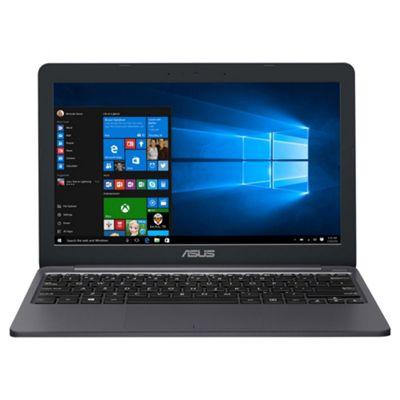 Asus VivoBook E203 11.6 inch Windows 10 Office 365 Celeron Laptop 2GB RAM 32GB Storage - Star Grey