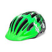 Giro Flurry II Kids Helmet Bright Green