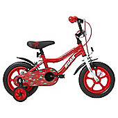 Terrain T-Rex 12 inch Wheel Red Kids Bike