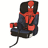 Kids Embrace Spiderman Childs Car Seat 1-2-3
