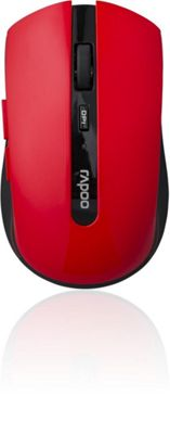 Rapoo 7200P 5GHz Wireless Optical Mouse (Red)