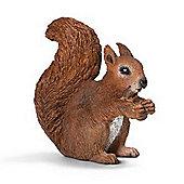 Schleich Squirrel Eating 14684