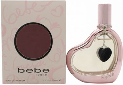 Bebe Sheer Eau de Parfum (EDP) 30ml Spray For Women