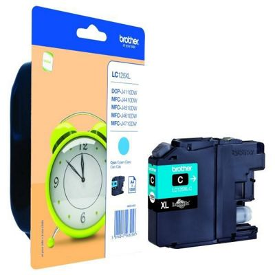 Brother LC125XLC Ink Cartridges LC125XLC