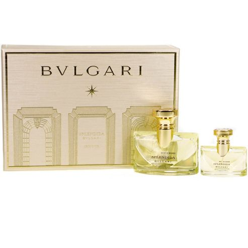 Bvlgari Splendida Iris D'Or Eau de Parfum 50ml & 15ml Gift Set