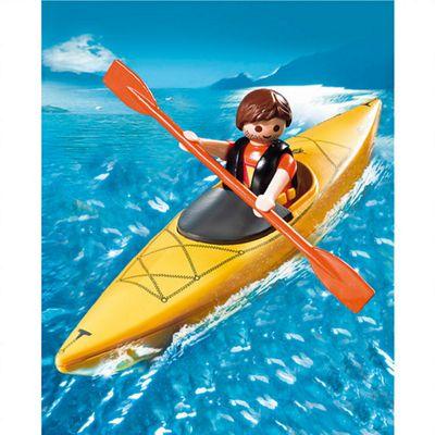 Playmobil Kayaker