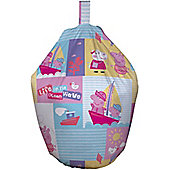 Peppa Pig Beanbag - Nautical
