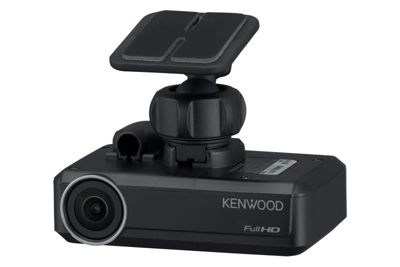 Kenwood Full HD Dash Camera│HDR Accident Recorder│Security Indicator│8GB SD Card│DRV-N520