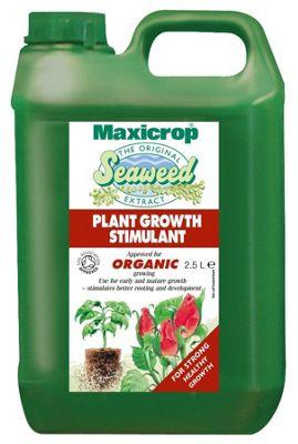 Maxicrop Original Seaweed Extract - Natural Fertiliser - 2.5 Litre