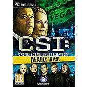 Csi - Crime Scene Investigation - Deadly Intent