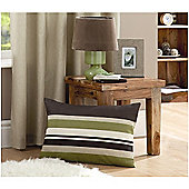 Curtina Harvard Cushion Cover 16x24 inches - Green