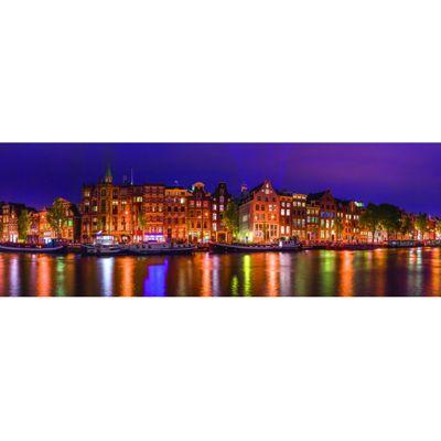 Amsterdam Skyline - Panoramic - 1000pc Puzzle