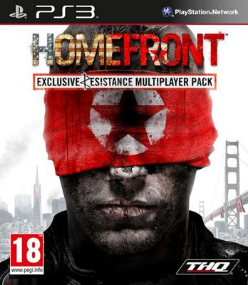 Homefront Resistance Edition - PS3