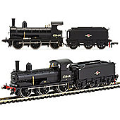 HORNBY Loco R3416 BR 0-6-0 '65464' J15 Class - Late BR