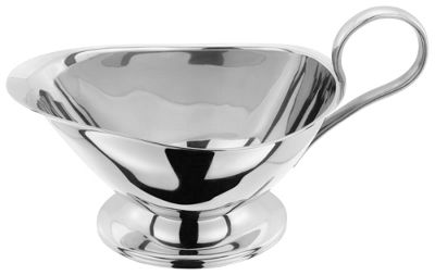 Judge Polished Stainless Steel Gravy Boat 480ml