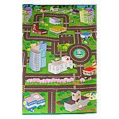 Giant City Play Mat 100 x 120 cm
