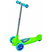 Kixi Kix Scooter Blue/Green - Outdoor and Sports