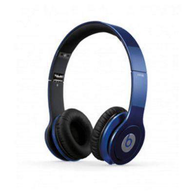 BEATS BY DR DRE Solo HD Headphones Metallic Blue