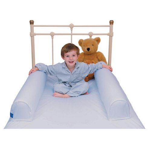 Dream Tubes Microfibre Single Bed Complete Set, Blue