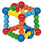 Heimess 734910 Cube Rattle