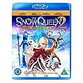The Snow Queen: Magic Of The Ice Mirror Blu-ray