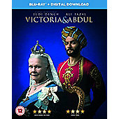 Victoria and Abdul BD