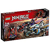 LEGO Minecraft Street Race of Snake Jaguar 70639