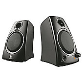 Logitech Z130 Speaker System - Black