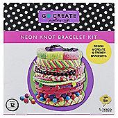 GO CREATE neon knottitude BRACELET