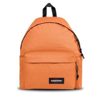 Eastpak Padded Pak'r Backpack Rucksack Travel Bag - Sunrise Orange