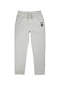 F&F NYC Cuffed Joggers - Grey