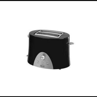 Swan ST10030BLKN 2 Slice Toaster Black