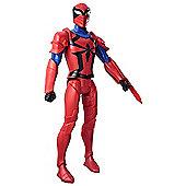 Marvel Spider-Man Titan Hero Series Web Warriors - Spyder Knight