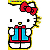 Hello Kitty Character Birthday Card