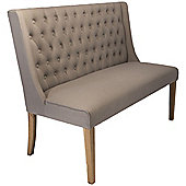 Luxor Bench - Almond