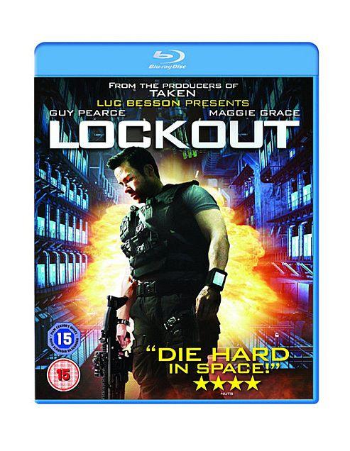 Lockout Blu-ray