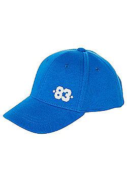 F&F Jersey Snapback Cap - Blue