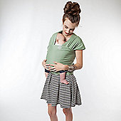 Moby Wrap Classic in Moss