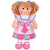 Bigjigs Toys Georgie 38cm Doll