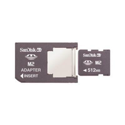 SanDisk 4GB Memory Stick Micro Memory Card