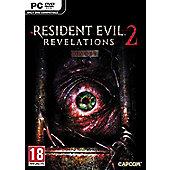 Resident Evil Revelations 2 (PCCD)