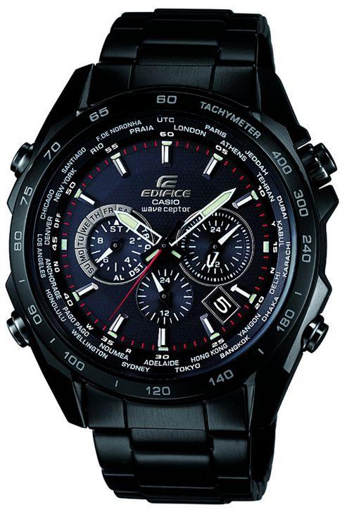 Casio Gents Edifice Alarm Chronograph Watch EQW-M600DC-1AER