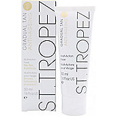 St Tropez Gradual Tan Anti-Ageing Plus Multi-Action Face Cream 50ml