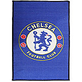 Chelsea Football Club Rug - 80 x 50 cm
