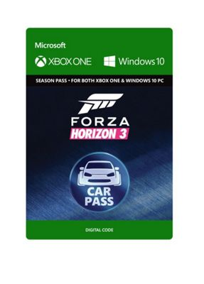 Forza Horizon 3 Car Pass Xbox One / Windows 10 (Digital Download Code)