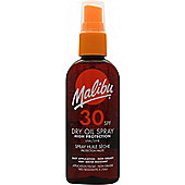Malibu Dry Oil Spray SPF30 100ml