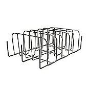 BBQ Rib & Potato rack for BBQ Smoker or Oven